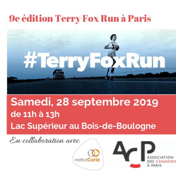 Terry Fox 2019