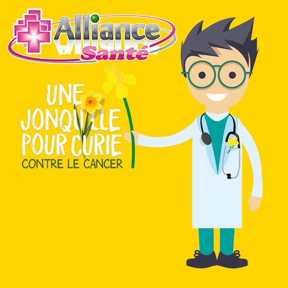 Alliance Santé collecte contre le cancer