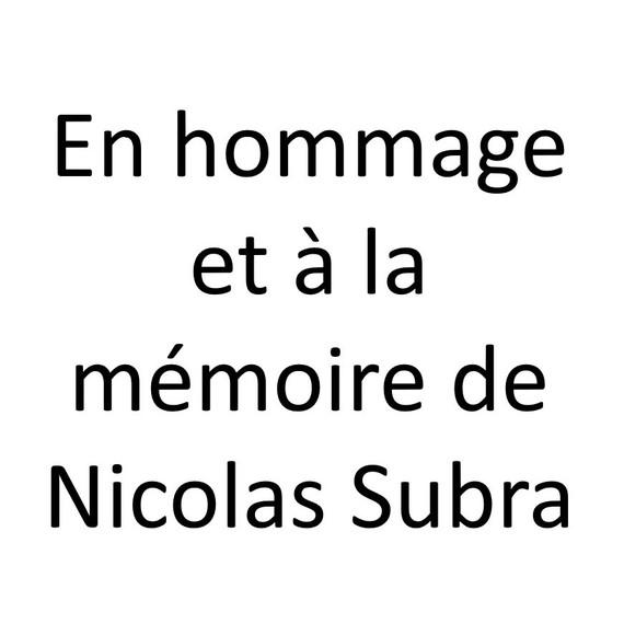 En memoire de Nicolas S
