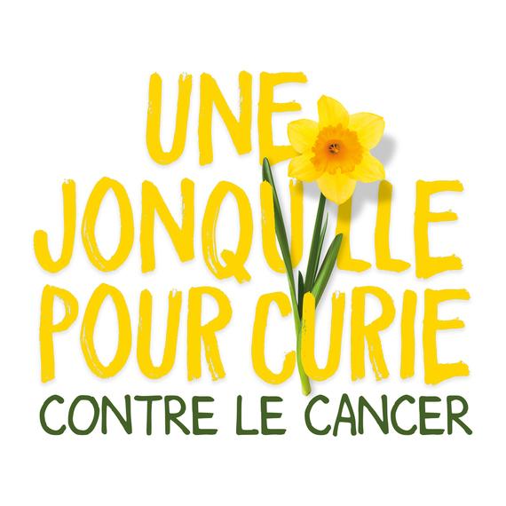 Une Jonquille pour Curie: Soutenons ensemble la recherche sur le cancer