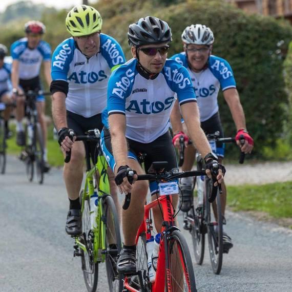 Pierric roule 470 km à vélo contre le cancer