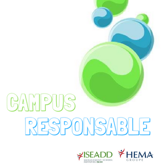 Collecte de Campus Responsable de l'Iseadd