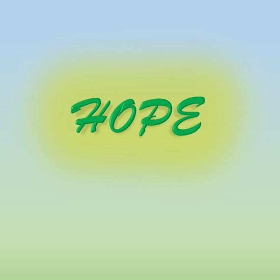 Pour les combats courageux et l'espoir