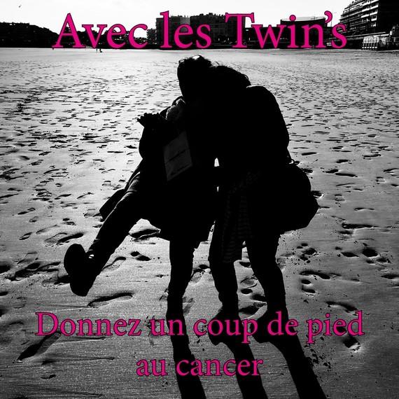 Les Twin's soutiennent l'Institut Curie !