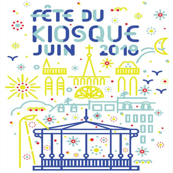 La Fête du Kiosque à Amiens 2019