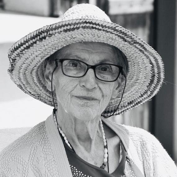 En mémoire d'Yvonne CUBIZOLLES