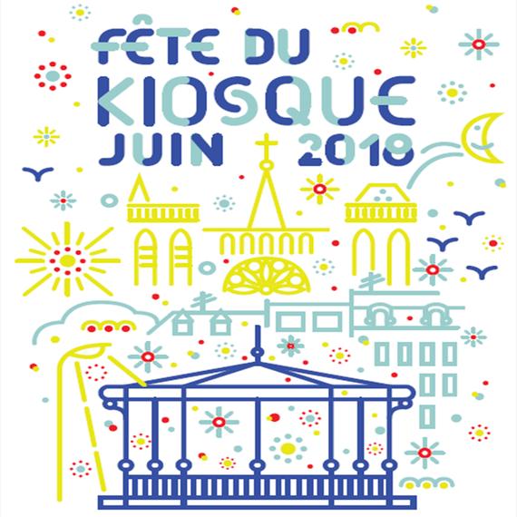 La Fête du Kiosque à Amiens