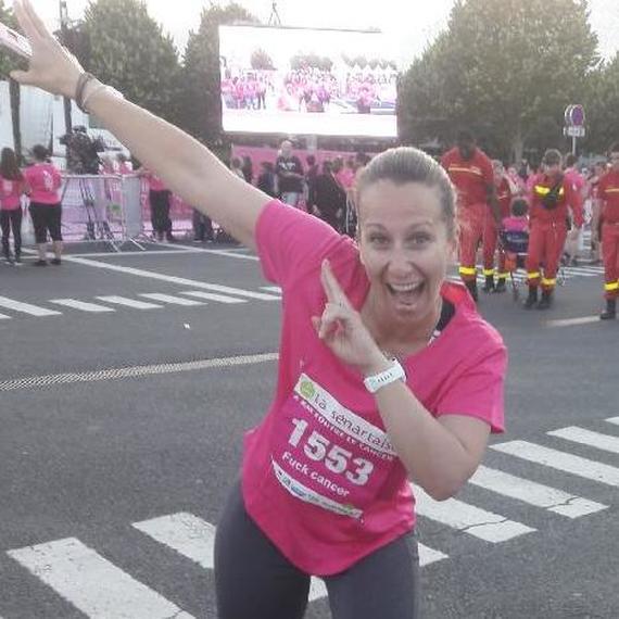 Cap de courir contre le cancer