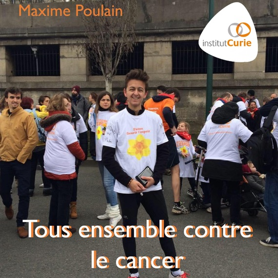 Tous ensemble contre le cancer