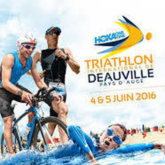 Triathlon de Deauville - 4 Juin - On ne lache rien!