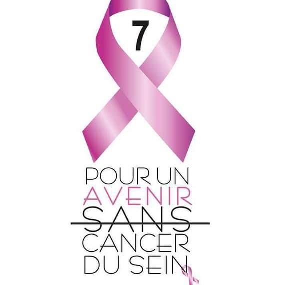 Le 7 Rose collecte Pour un avenir sans cancer du sein