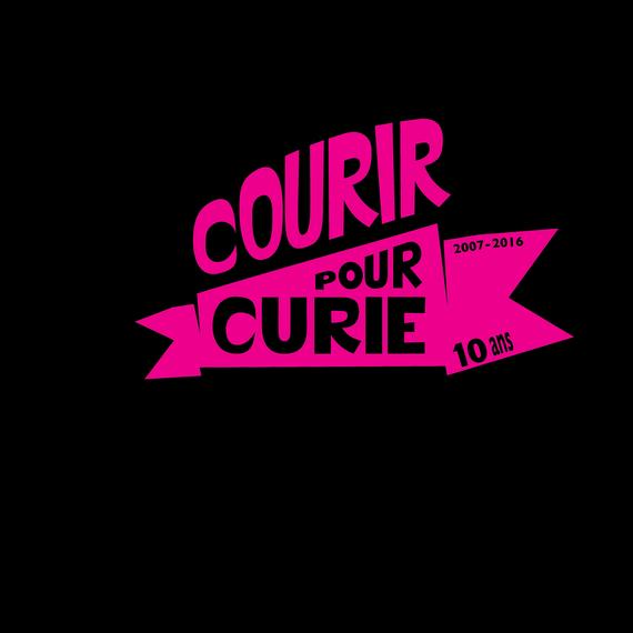 COURIR POUR CURIE A MAREIL MARLY 2017