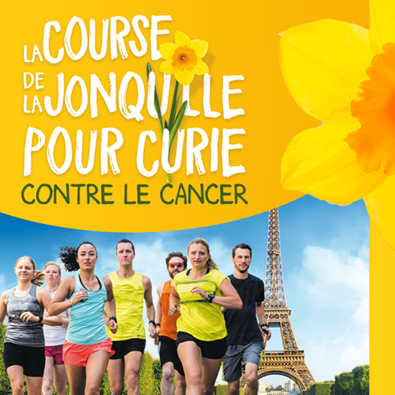 Course de la jonquille 2020