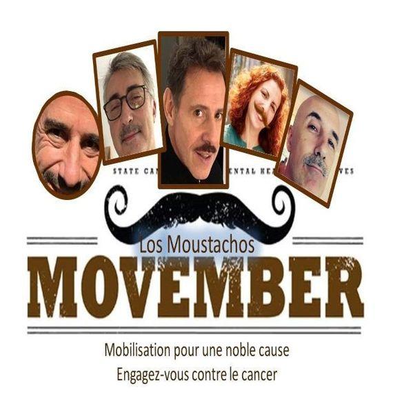 Los Moustachos de Movember