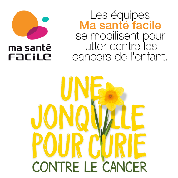 L'équipe Grand-Paris de Ma santé facile s'engage contre le cancer