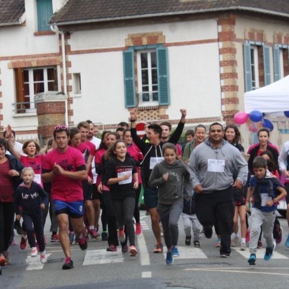 2019 Courir pour Curie à Mareil-Marly