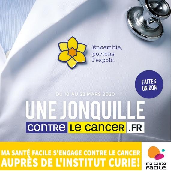 L'équipe Paris Nord Ma santé facile s'engage contre le cancer