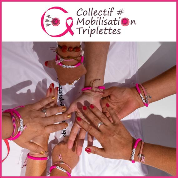 Le Collectif #MobilisationTriplettes soutient l'essai clinique MONDRIAN