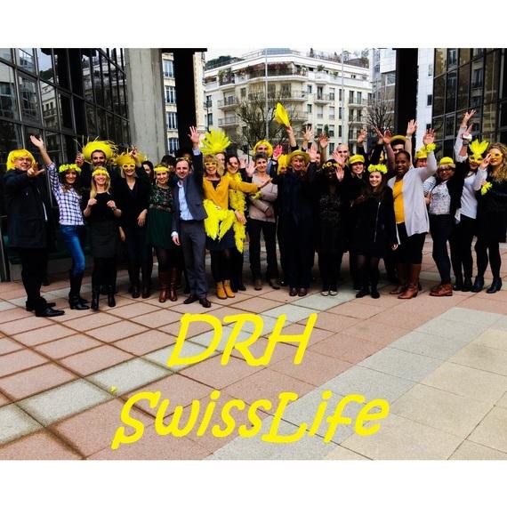 La DRH Swiss Life s'engage contre le cancer