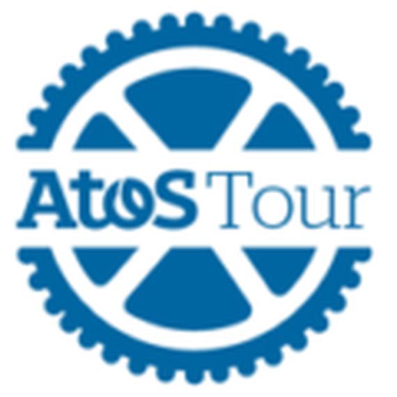 Relier Paris à Eindhoven en vélo dans le cadre l'Atos Tour